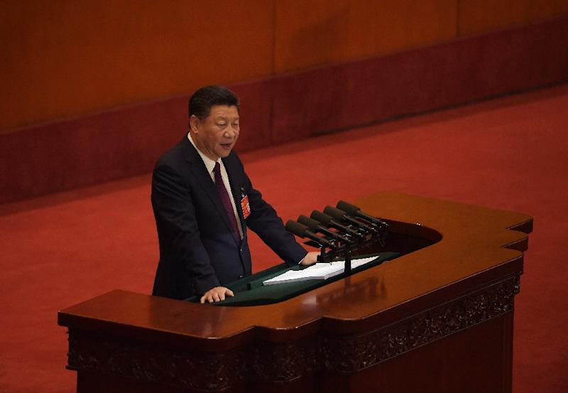 Addressing a twice-a-decade gathering of the Communist Party in Beijing, President Xi Jinping warned that China has 'the resolve, the confidence, and the ability to defeat separatist attempts for Taiwan independence in any form'