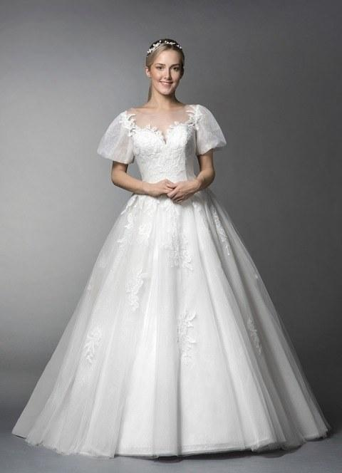 1cc520bec95 Puffy-Sleeve Wedding Dresses Are Back! 27 Styles That Feel Modern ...