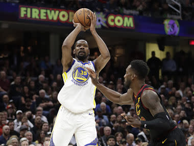 With the odds stacked against Cleveland, the debate that will now remain is which Warrior—between Durant and Curry—will shine in the last game(s) to win the Finals MVP award.