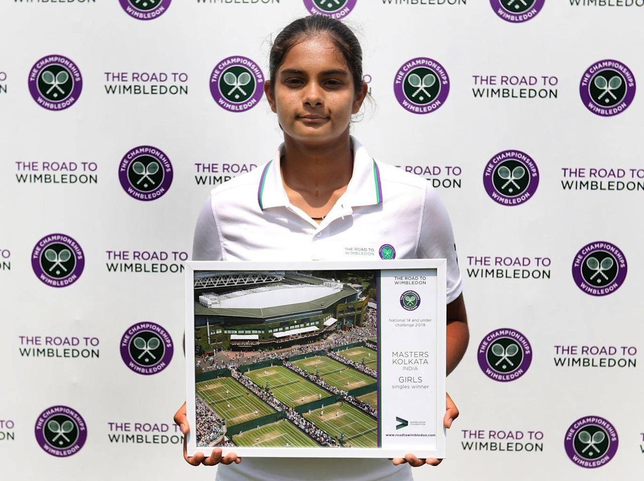 How the road to Wimbledon has already started and offers tennis' very own winning lottery ticket