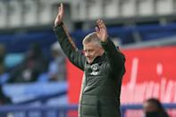 Angry: Manchester United manager Ole Gunnar Solskjaer