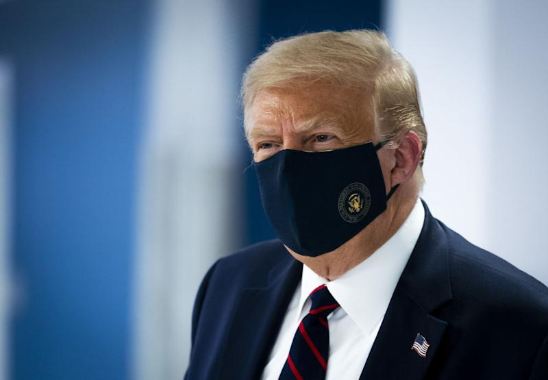 A Presidential Coronavirus Diagnosis Is On-Brand for 2020. Don't Panic.