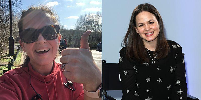 "<p>Giovanna Fletcher: author, presenter, podcaster, mother and, um, just the <strong><a href=""https://www.instagram.com/p/CIZIwv7BKA6/"" rel=""nofollow noopener"" target=""_blank"" data-ylk=""slk:winner"" class=""link rapid-noclick-resp"">winner</a></strong> of I'm a Celebrity Get Me Out of Here, 2020!! Taking on challenges most of us wouldn't dare dream about, she showed millions of viewers exactly what makes her so incredibly strong: a positive mental attitude, kindness and compassion by the bucketloads and keeping her body strong to get the job done.</p><p>Now, back on UK soil <a href=""https://www.instagram.com/p/CJEeRSwDU7o/"" rel=""nofollow noopener"" target=""_blank"" data-ylk=""slk:with her crown firmly in place"" class=""link rapid-noclick-resp"">with her crown firmly in place</a>, we did the deep dive to find out exactly how Gi's kept her fitness ticking over week in, week out (even before she stepped foot in The Castle). All you need to do is scroll on! </p>"