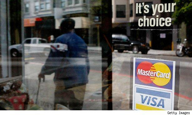 Visa and mastercard surcharges
