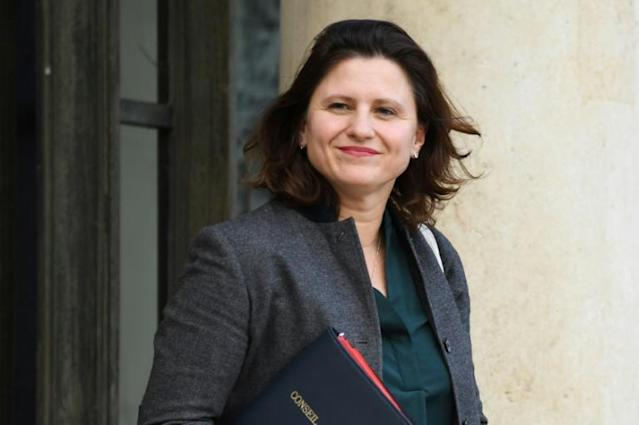 French Sports Minister Roxana Maracineanu said parents need to have confidence in sports' coaches (AFP Photo/Eric Feferberg)