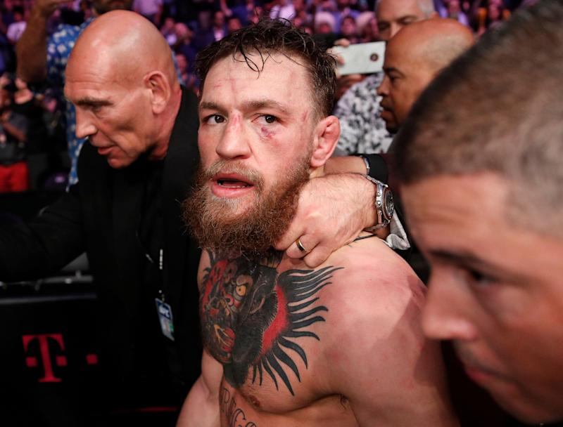 Conor McGregor Has Challenged Mark Wahlberg To A Fight