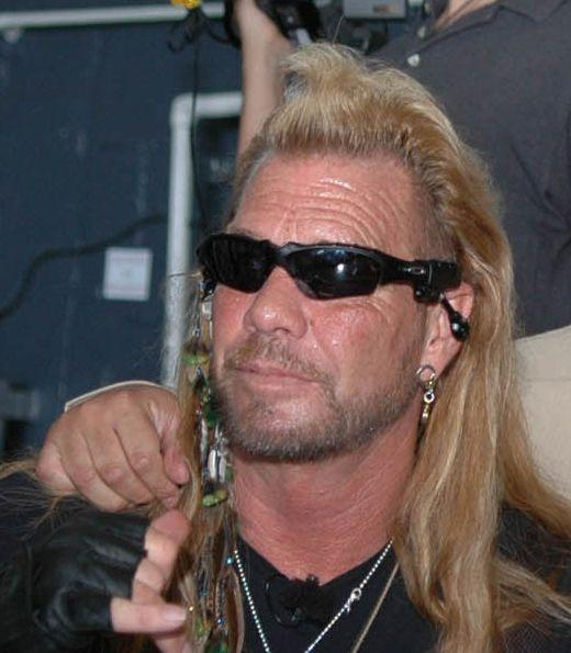 Duane Chapman shows off his stylish side in a group photo, and he looks amazing.