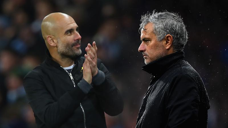 'Mourinho stuck in the past while Guardiola evolves' - Parker sees 'massive gap' between Man Utd & City