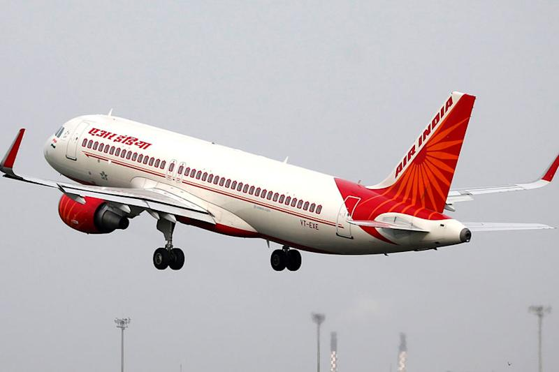 In World First, Air India Crosses Saudi Airspace to Land in Israel