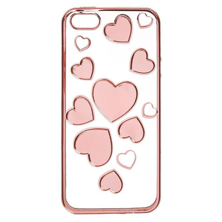 "<p><strong>Claire's</strong></p><p>claires.com</p><p><strong>Out of Stock</strong></p><p><a href=""https://www.claires.com/us/rose-gold-heart-phone-case-179854.html?pid=179854"" rel=""nofollow noopener"" target=""_blank"" data-ylk=""slk:SHOP NOW"" class=""link rapid-noclick-resp"">SHOP NOW</a></p><p>Protect her <a href=""https://www.womansday.com/life/entertainment/news/a50827/good-news-you-may-never-have-to-worry-about-charging-your-phone-again/"" rel=""nofollow noopener"" target=""_blank"" data-ylk=""slk:phone"" class=""link rapid-noclick-resp"">phone</a> with this adorable case that's perfect for the month of love. </p>"