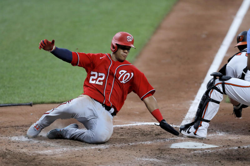 Juan Soto reinstated from COVID IL, but not in Nats' lineup