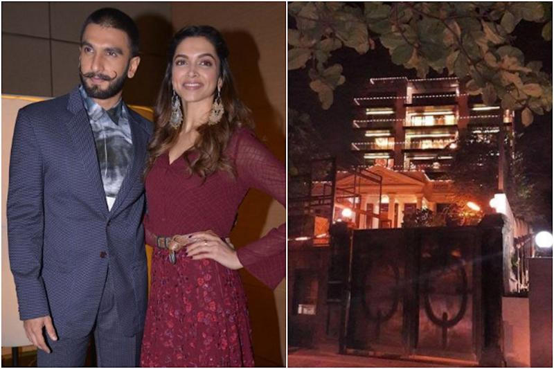 Deepika, Ranveer's Dream House to be on the Lines of Shah Rukh's Mannat? Find Out
