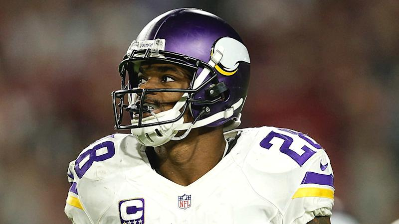 Adrian Peterson: No return if we are out of playoff contention
