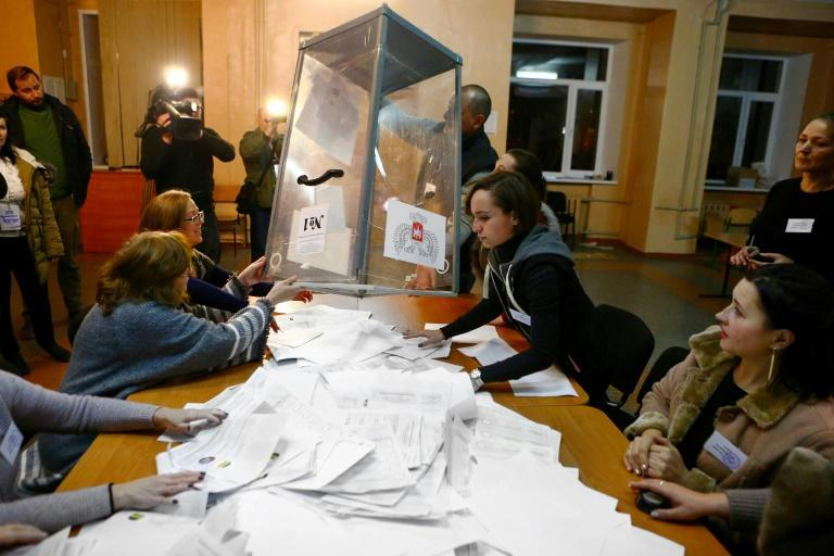 Analysts say the votes will allow Moscow to claim the region's leaders as democratically elected representatives in future talks with Kiev, although few expect Ukraine's moribund peace process to be revived any time soon