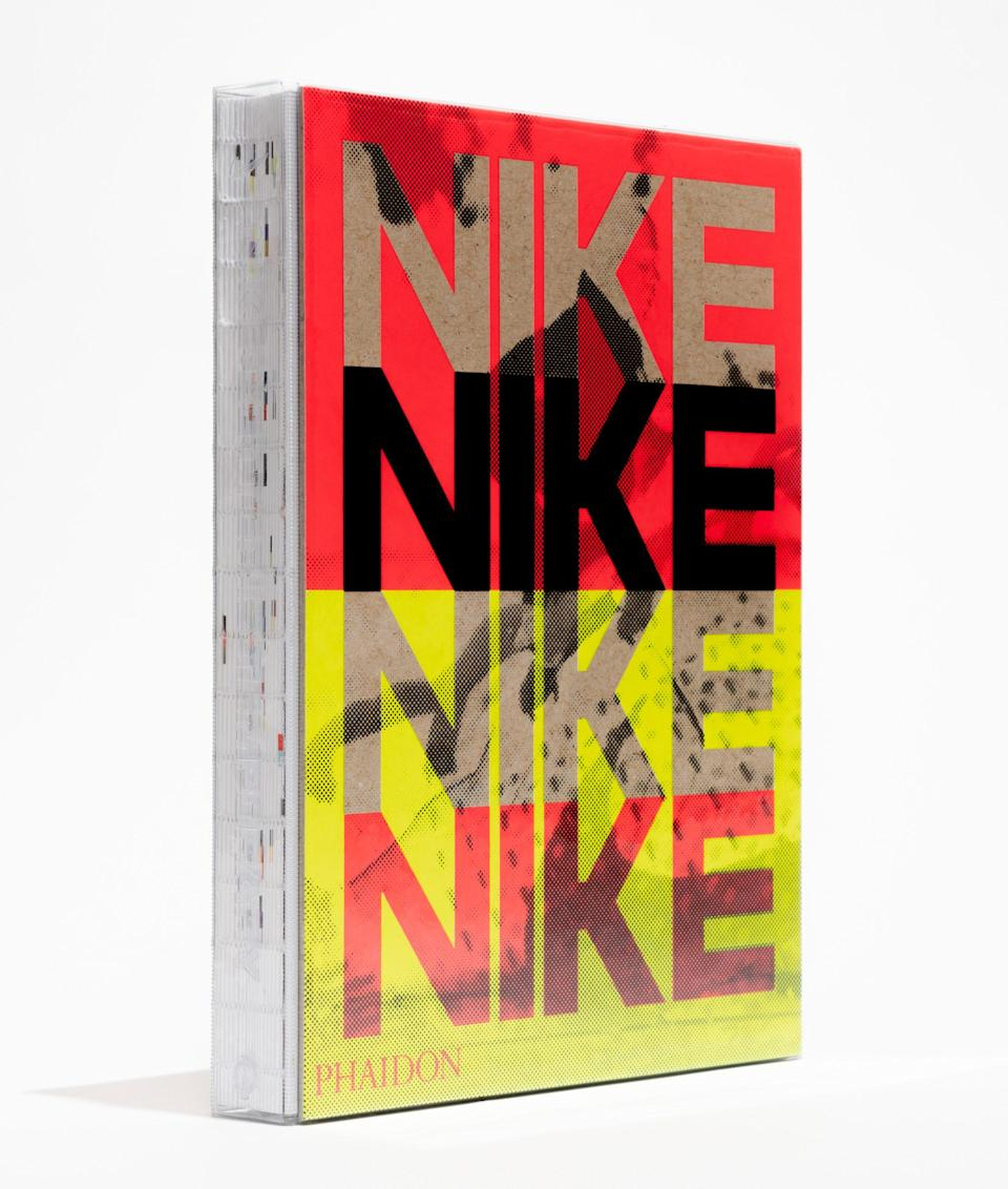 Afectar Entrada En la actualidad  Nike Breaks Down Its Design Ethos in a New Book — Which Is Available Now  for a Limited Time
