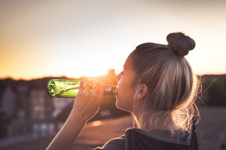 Alcohol and exercise really don't mix [Photo: Unsplash via Pexels]