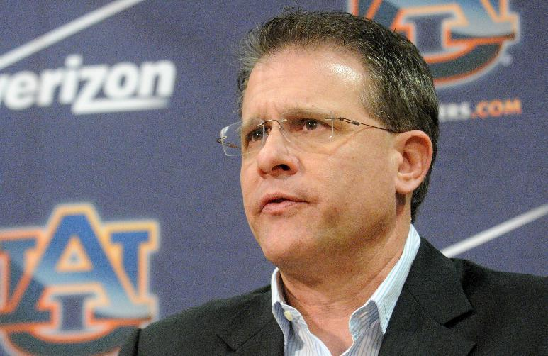 Auburn's Gus Malzahn named AP coach of year