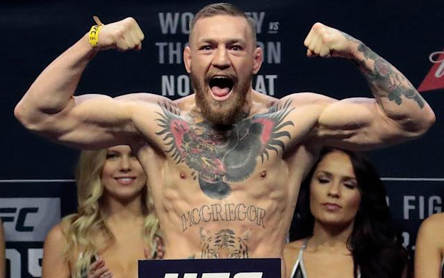 Conor McGregor vs Floyd Mayweather a 'massive money fight and will happen', says UFC president Dana White