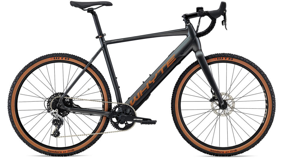 Best electric gravel bike: Whyte Gosford V1 Electric