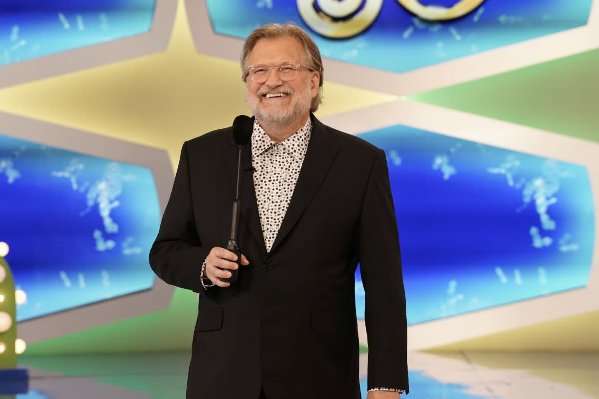 Carey looks ahead to hosting Price is Right's 50th season (Photo: Adam Torgerson/CBS Broadcasting, Inc.)