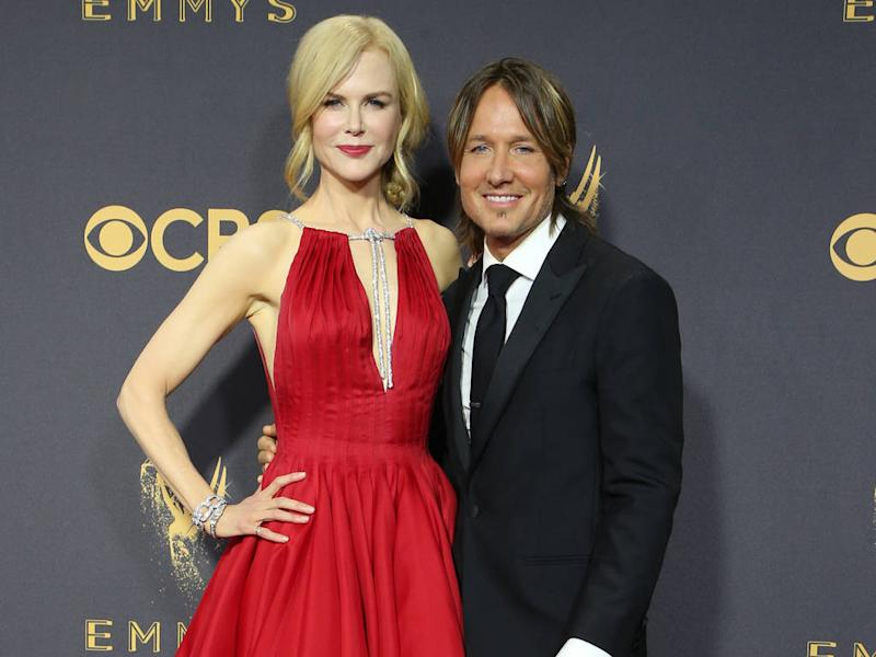 Nicole Kidman sings backing vocals on Keith Urban's Female