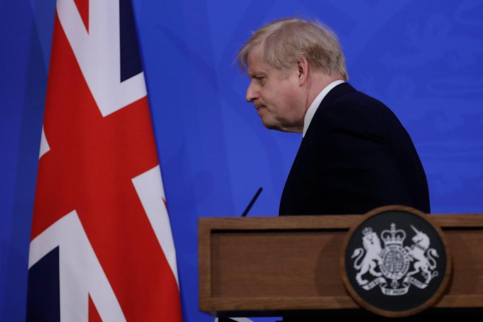 <p>It is, yet again, something of an unfortunate time to be blessed with a prime minister who cannot make a difficult decision</p> (AP)