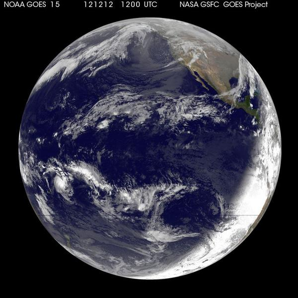 Earth Has Its Picture Taken on 12/12/12