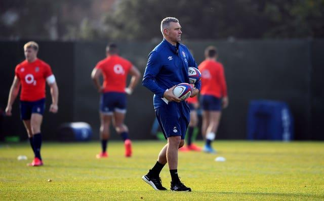 Jason Ryles' time as England skills coach has come to an end