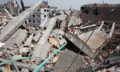 Retailers Agree Bangladesh Factory Inspections