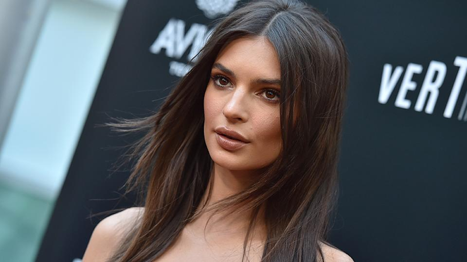"""Emily Ratajkowski has hit out at the """"gross"""" descriptions of her in a old interview with French Marie Claire from 2018 that resurfaced this week. Photo: Getty"""