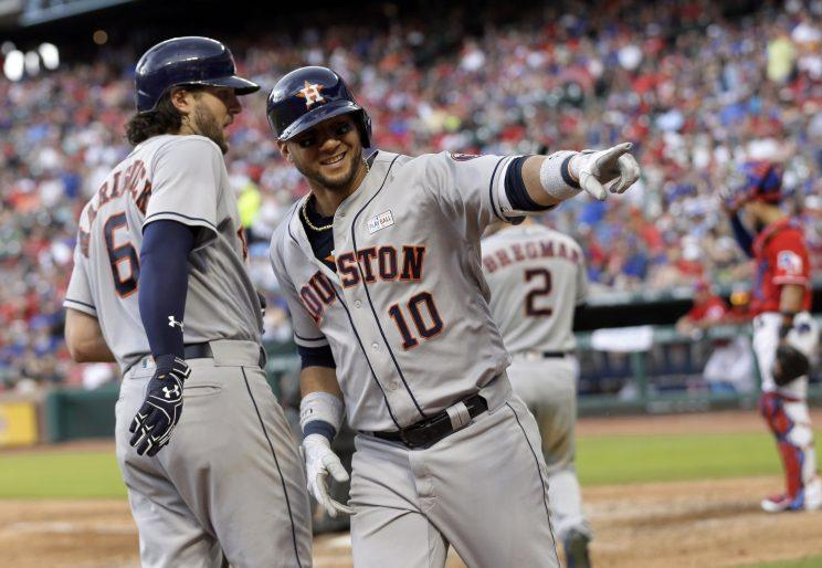 Can the Astros win 100 games? (AP)