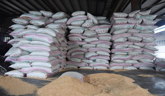 Soybeans are used as a key source of protein in animal feed in China. Photo: AFP