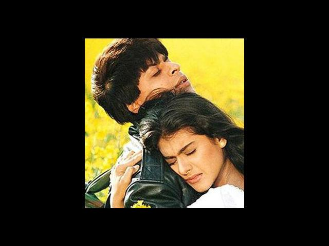 "<b>5. Dilwale Dulhania Le Jayenge</b><br>In Dilwale Dulhania Le Jayenge, when Raj (Shah Rukh) tells about his dream girl to Simran (Kajol), he says-<br><br>""Mujhe chahiye ek aisi ladki , jisse dekhte hi dil ki har aarzoo, saare khwaab , saare rang zinda ho jaaye, abhi aisa hua nahi, lekin ab lagta hai jaise koi andekha anjaana chehra baadalon mein se pukaar raha hain. Pata nahi ye baadal kab hattenge, aur kab woh pukaarne waali saamne aayegi."""