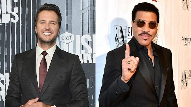 Luke Bryan and Lionel Richie are the new 'American Idol' judges (Photos: Entertainment Tonight)