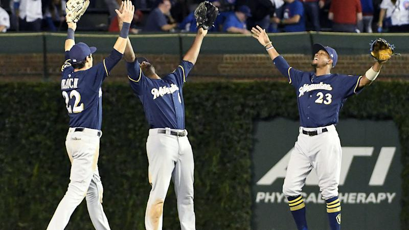 Brewers gain ground on Cubs, Diamondbacks fall back in NL West