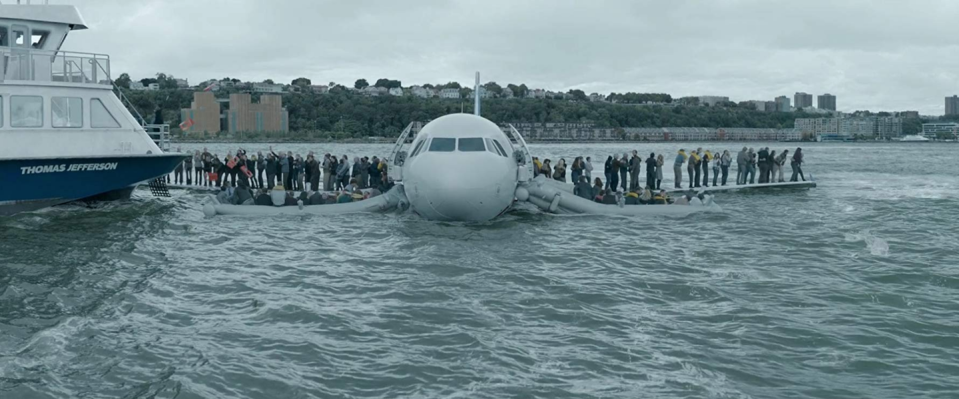 "<p>The tale of Captain Sullenberger, or ""Sully,"" was an intense and heroic story. So who better than Tom Hanks to portray the skilled commercial airline pilot, who saved hundreds of passengers by landing on the Hudson River?</p>"
