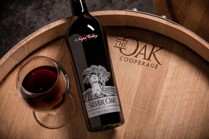 "Silver Oak Cellars started making its ""cult cab"" back in 1972. Courtesy: Silver Oak"