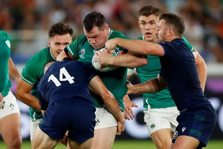Prop Cian Healy will become the sixth Irishman to win 100 caps when he lines up for Ireland in their Six Nations clash with France