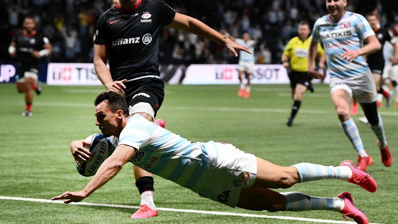 Rugby : une finale Racing 92 - Exeter en coupe d'Europe