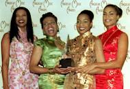 """<p>The R&B/pop girl group was founded in 1989 and quickly took the '90s by storm becoming one of the biggest groups of the decade. Their song """"My Lovin'"""" from their second album, <em>Funky Divas</em>, reached number two on the Billboard Chart and they were nominated for seven Grammys. In 2020, on the group's 30th anniversary, En Vogue re-released their debut album. <br></p>"""