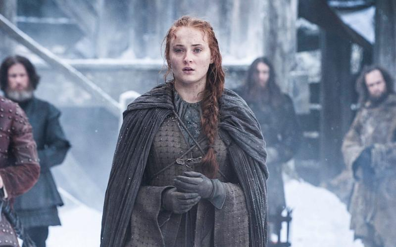Sansa Stark, The Lady of Winterfell - HBO