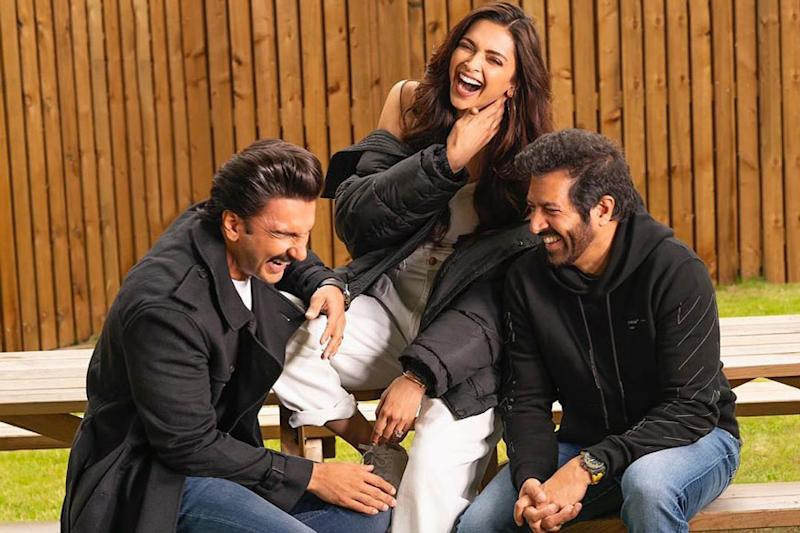 First Pic of Deepika Padukone from the Sets of Kabir Khan's '83 is Breaking the Internet