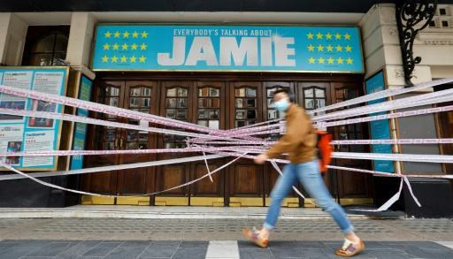 The coronavirus forced the Apollo and all other London theatres to close their doors and the financial hit has put some in danger