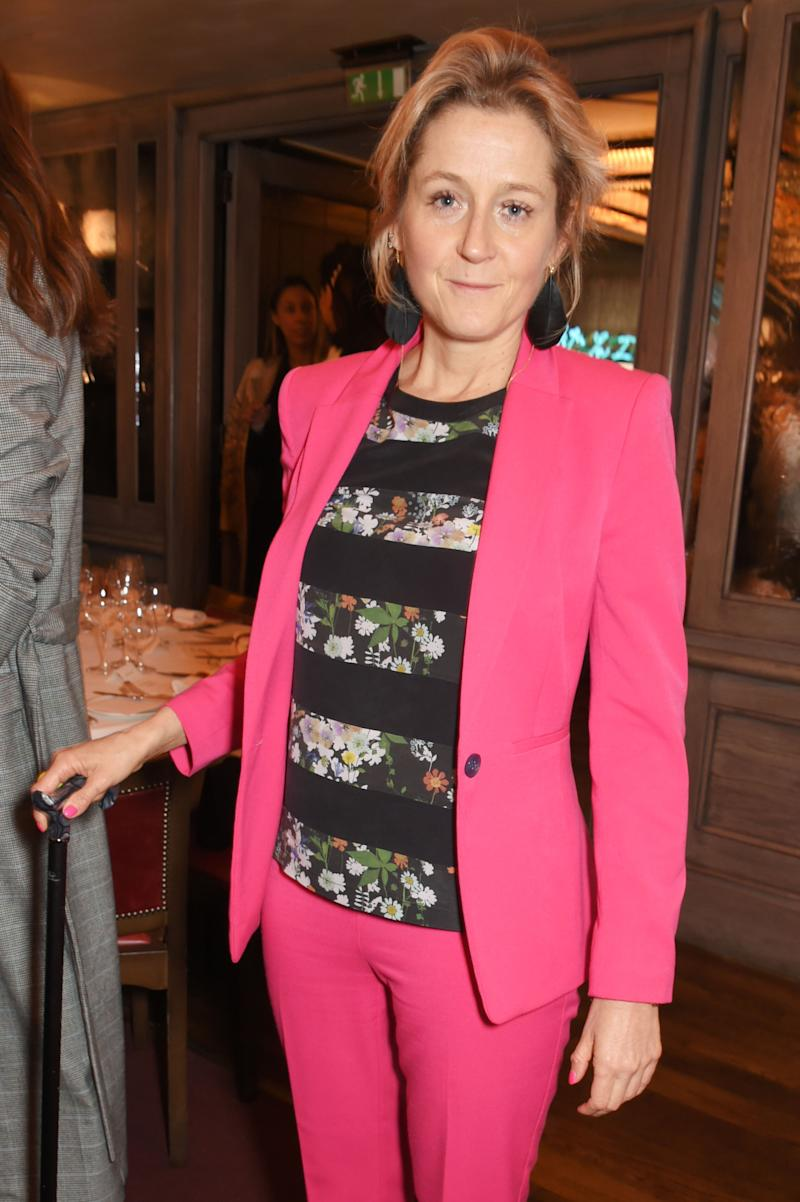LONDON, ENGLAND - MARCH 08: Baroness Martha Lane Fox attends the Harper's Bazaar lunch to celebrate International Women's Day at 34 Mayfair on March 8, 2018 in London, England. (Photo by David M. Benett/Dave Benett/Getty Images)