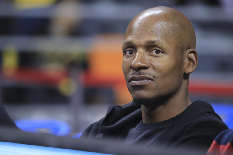 Ray Allen's transition from two months ago speaks for a lot of America. (Visual China Group via Getty Images)