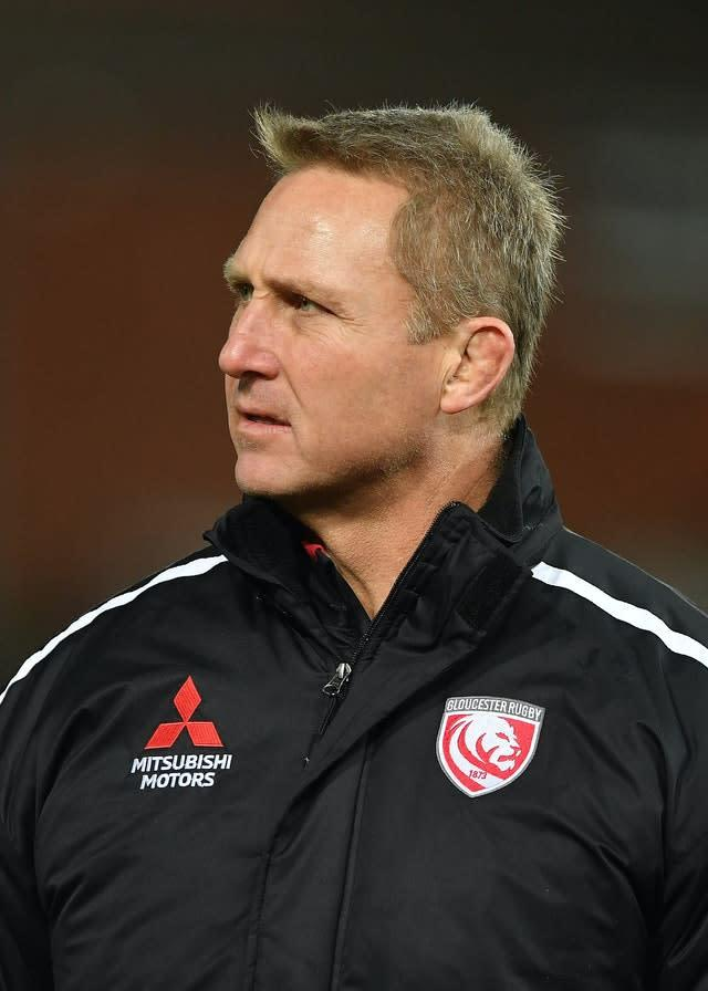 Johan Ackermann, pictured, left Gloucester in May and has taken up a coaching role in Japan (Simon Galloway/PA)