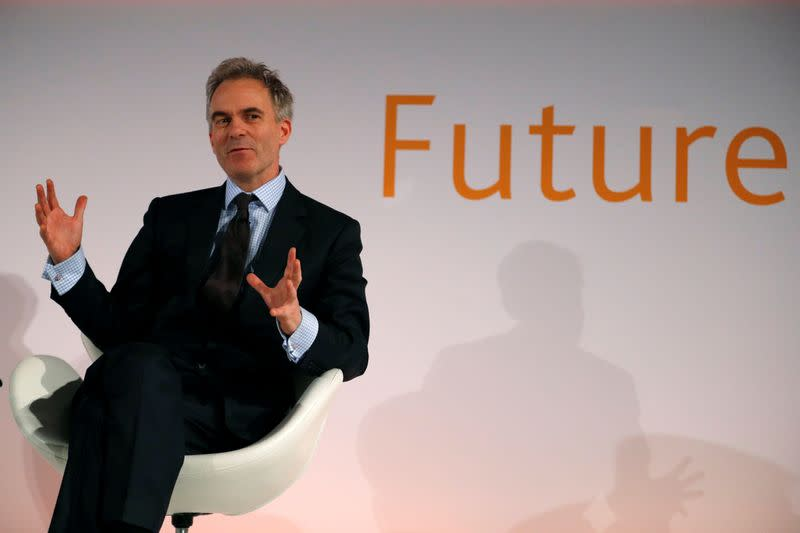 Bank of England Deputy Governor Ben Broadbent speaks at the 'Future Forum 2017' event in St George's Hall, Liverpool