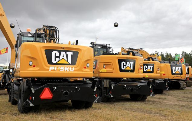 Caterpillar's Flat November Sales Mark the Worst in 2019