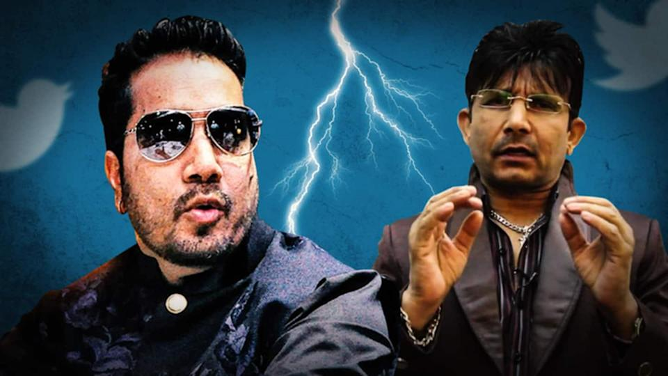 KRK unlocks Twitter after a day, resumes feud with Mika