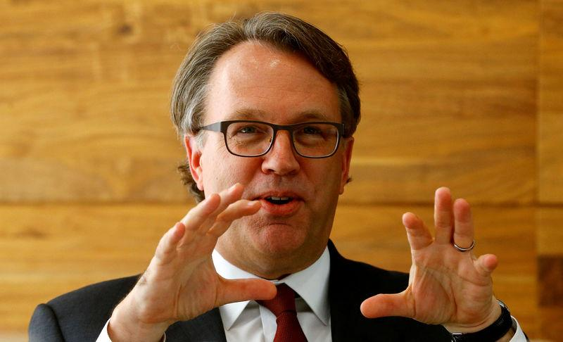 U.S. central banker Williams addresses news conference in Zurich